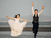 Eva Yêu - Ảnh cưới đáng yêu của nàng Việt, chàng Đài