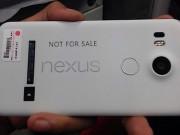 Eva Sành điệu - LG Nexus 5 2015 lần đầu lộ ảnh thật