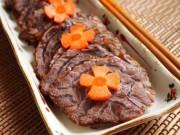 Bếp Eva - Bắp bò om xì dầu bạn đã thử chưa?