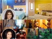 Nhà đẹp - 8 ngôi nhà cá tính đáng mơ ước của sao nữ nổi tiếng