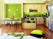 Không gian đẹp - 5 mẹo bài trí gian bếp cho cuộc sống khoẻ