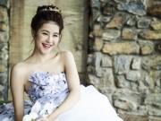 Hậu trường - Siêu mẫu Phan Hà Phương tung ảnh cưới tuyệt đẹp