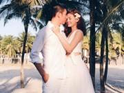 Làng sao - Á hậu Diễm Trang khoe ảnh lãng mạn cùng người yêu