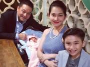 Làng sao - Gia đình Kim Hiền đi sắm đồ đầy tháng cho con