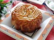 Bếp Eva - Bánh Trung thu nướng nhân dừa vụn
