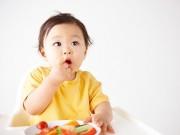 Mách mẹ top thực phẩm giúp con tăng cân nhanh