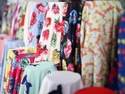 Thời trang - Đầu thu, dạo chợ Hà thành khảo giá vải đẹp