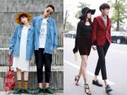 Thời trang - Thời trang tình yêu đáng học hỏi của các cặp đôi châu Á