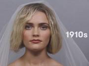 Làm đẹp - Dung nhan phụ nữ Đức thay đổi trong 100 năm qua