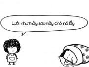 Vu Lan: Cười 'chảy nước mắt' với bộ ảnh 'Những lời mẹ dạy'