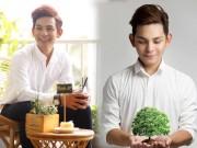 Làng sao - Nhật ký 'Sống Xanh' của Sơn Ngọc Minh