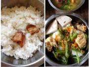 Bệnh nhân tâm thần ở Nghệ An đã có bữa cơm ngon hơn