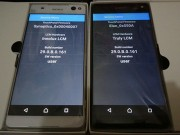 Eva Sành điệu - Sony bị bắt quả tang sử dụng các tấm màn hình chất lượng quá chênh lệch cho Xperia C5 Ultra