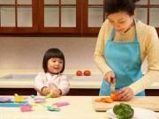 Eva tám - Ở nhà chăm con, sướng nỗi gì hả chồng?