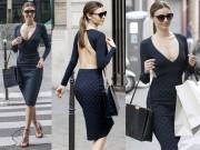 Thời trang - Khai thác đường cong cơ thể duyên dáng như Miranda Kerr