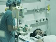 Tin tức - Bé gái bị mẹ tưới xăng đốt nhiễm trùng huyết nặng