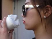 Tin tức - Nắp cốc hình đôi môi hút giới trẻ Hàn Quốc