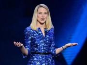 Bà bầu - 'Người đàn bà quyền lực' của Yahoo chỉ nghỉ thai sản 2 tuần
