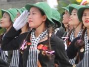 Tin tức - Ngắm những nữ binh xinh đẹp, duyên dáng trong lễ diễu binh 2-9