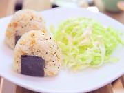 Bếp Eva - Bữa sáng nhanh gọn với cơm nắm ruốc, cá ngừ