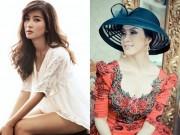 "Làng sao - MC Thanh Mai, Kim Tuyến đẹp dễ gây ""ghen tị"""