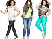 Đã đến lúc nàng béo  & quot;thách thức & quot; định kiến về thời trang