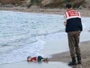 Tin tức - Ảnh bé trai Syria chết đuối khiến cả thế giới câm lặng