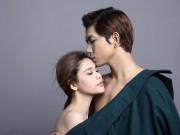 Làng sao - Tim - Trương Quỳnh Anh táo bạo trong bộ ảnh mới