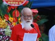 Tin tức - Lời dặn xúc động của thầy Văn Như Cương trong lễ khai giảng