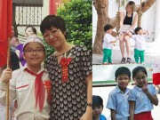 Làm mẹ - Facebook tràn ngập hình ảnh khai giảng năm học mới