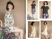 Thời trang - Váy xinh cho gái ngoan không thích mặc hở