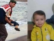 Ngày mới - Lời cuối của bé trai Syria chết đuối: Bố ơi, xin đừng chết!