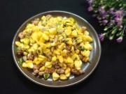 Bếp Eva - Bắp xào thịt bò đơn giản mà ngon