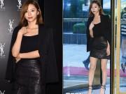 Làng sao - Vợ Bae Yong Joon sang trọng, quý phái ngày tái xuất