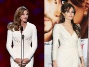 Làng sao - Bố dượng Kim học tập phong cách của Angelina Jolie