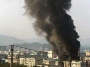 Tin tức - Lại nổ nhà máy hóa chất ở miền Đông Trung Quốc