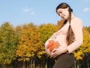 Bà bầu - Lợi ích bất ngờ khi đẻ con vào mùa thu