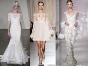 Thời trang - 8 thương hiệu váy cưới khiến mọi cô dâu khao khát