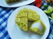Bánh Trung thu rau câu vị bơ ngon tuyệt