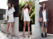 Thời trang - 3 cách quyến rũ chàng với 1 chiếc váy lụa trắng!