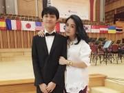 Làng sao - Thanh Lam hạnh phúc trước thành công của con trai út