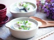 Bếp Eva - Cháo ngao thơm ngon, bổ dưỡng cho bữa sáng