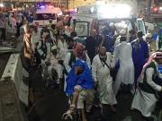 Tin tức - Sập cần cẩu thánh đường Hồi giáo, ít nhất 107 người chết