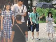 Đổng Khiết bị chỉ trích vì thân mật với nam trợ lý