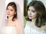 An Japan gợi ý 2 gam màu trang điểm cô dâu mùa cưới 2015