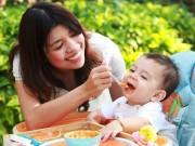 Làm mẹ - 7 thực phẩm ăn dặm cấm đun nóng lại cho con