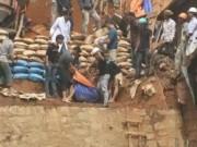 Tin hot - Lào Cai: Sạt lở đất, 2 người thương vong