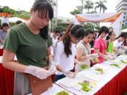 Bếp Eva - Giới trẻ Việt trổ tài làm món ăn Hàn Quốc