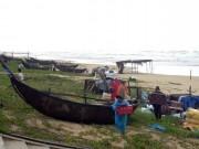 Bão số 3 đang tiến thẳng vào khu vực Đà Nẵng-Quảng Ngãi