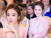 Làng sao - Angela Phương Trinh nổi bật ở ngày hội ăn chay
